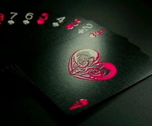aesthetic, cards, and heart image