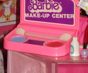barbie, department, and make up image