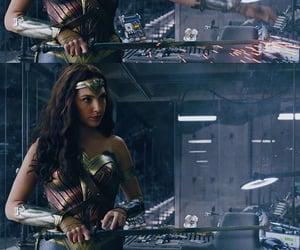 DC, wonder woman, and mulher maravilha image
