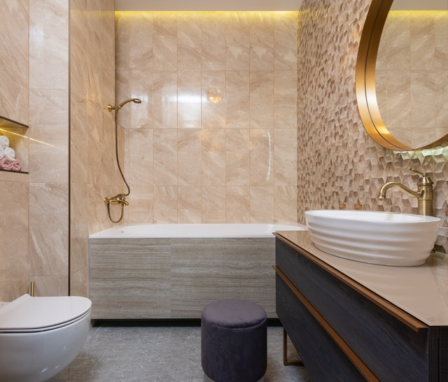 article, bathroom, and design image