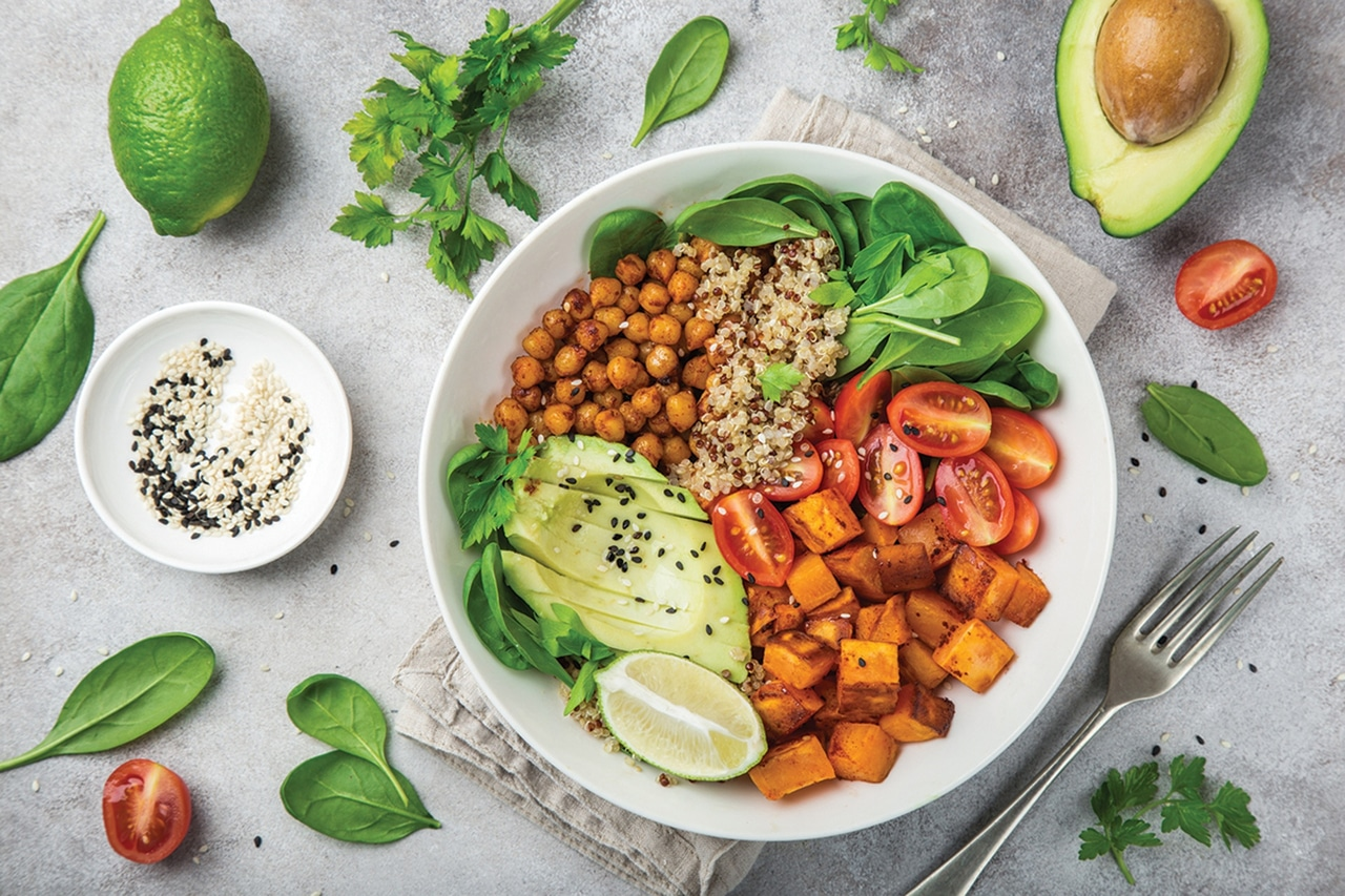article, vegan diet, and vegetarian diet image