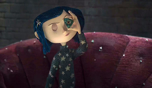 amelie, coraline, and creativity image
