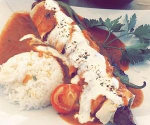food, rice, and nourriture image