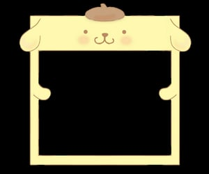 overlay, material, and sanrio image