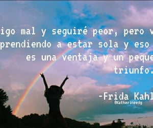 frida kahlo, triunfos, and lecciones image