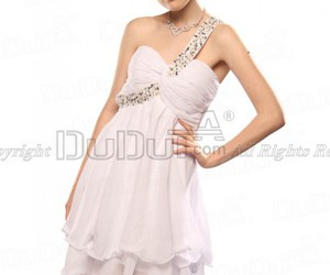 beautiful, cocktail dresses, and quinceanera dresses image