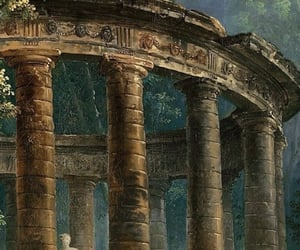 aesthetic, ancient greece, and architecture image