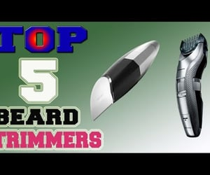 best beard trimmer, best beard trimmers, and philips beard trimmer image