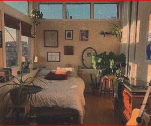 aesthetic, plants, and home image