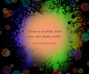 blow, mind, and own image