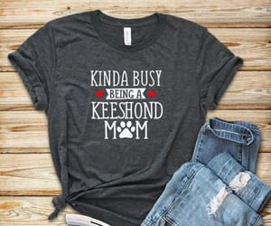 mom, busy, and t-shirt image