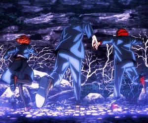 anime, gif, and inspiration image