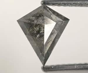 kite shape diamond and natural diamond image