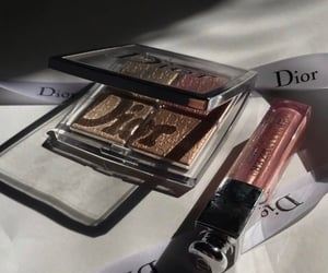 aesthetic, dior, and lipstick image