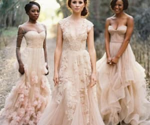 wedding dresses, bridal gowns, and blush wedding dresses image