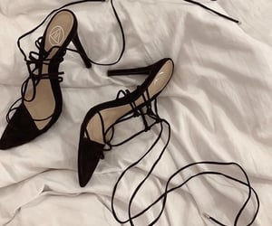 accessories, heels, and shoes image