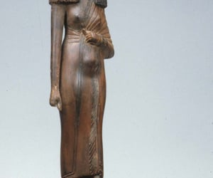 sculpture, ancient egypt, and history image