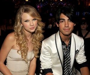 Joe Jonas and Taylor Swift image