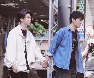 japanese boy, taiwan, and lin zi hong image