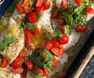 bake, ottolenghi, and cilantro image