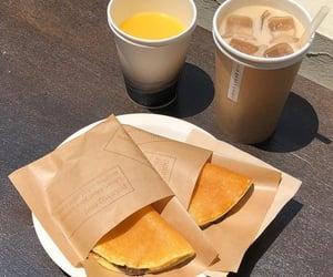 coffee, lemonade, and dessert image