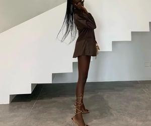 chic, dress, and fashion image