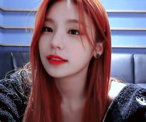 yeji, hwang yeji, and itzygifs image