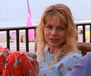 dawsons creek, jen lindley, and michelle williams image