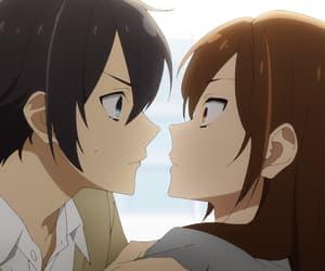 anime, anime girl, and horimiya image