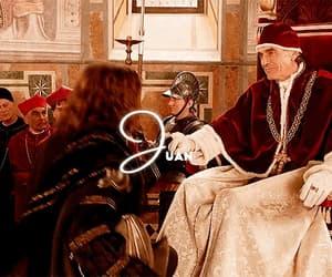 gif, pope alexander, and the borgias image