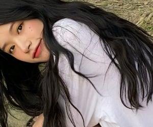ulzzang, ulzzang girl, and xiaowei image