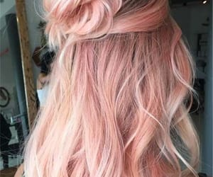 pink, pinkhair, and softpink image