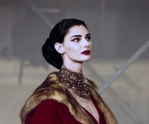 beauty, editorial, and fashion image