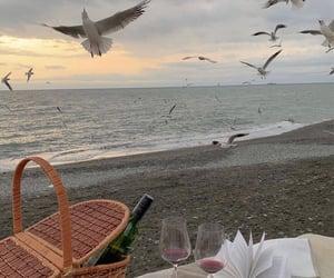 picnic and sky image