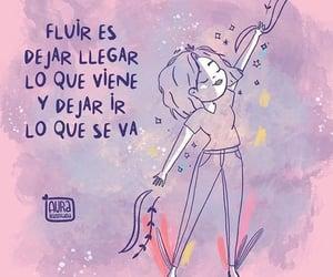 libertad, fluir, and tranquilidad image