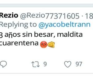 tweet, cuarentena, and meme español image