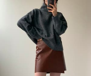 casual, comfort, and skirt image