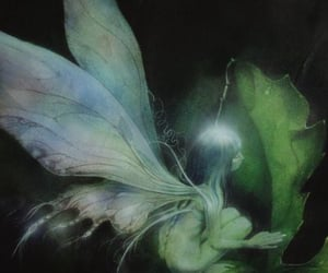 fairy, aesthetic, and grunge image