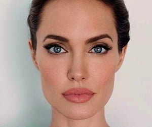 actress, celebrity, and jolie image