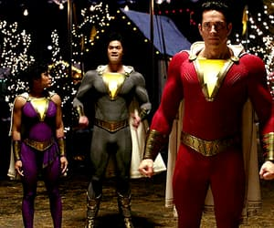 movie, meagan good, and shazam! image
