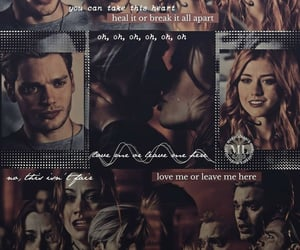 edit, clace, and clary fairchild image