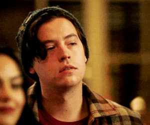 cole sprouse, riverdale, and gif image