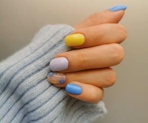 amarillo, blue, and azul image
