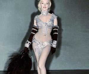 dancer, Marilyn Monroe, and marylin monroe image