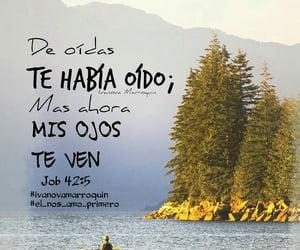 biblia, díos, and versículos image