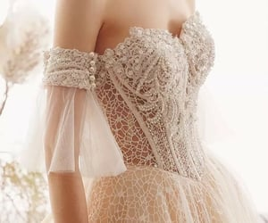 dress, fashion, and gorgeous image