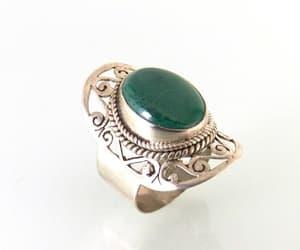 etsy, vintage ring, and boho ring image