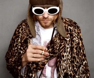 cobain, kurt cobain, and rockstar image