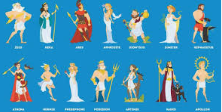 apollo, hades, and hermes image