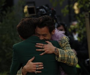 1d, the grammys, and harry edward styles image